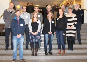 The REDUPP project group at the Final meeting in Stockholm.