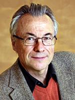 Porträtt Claes Thegerström. Foto: Lasse Modin