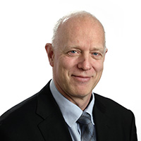 Porträttbild på Martin Sjölund. Foto: Lasse Modin.
