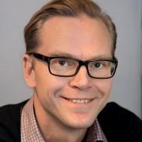 Bild på en man med glasögon. Foto: Lasse Modin