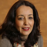 Porträttbild på kvinna. Foto: Lasse Modin
