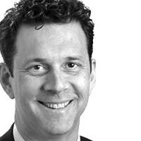 Christopher Eckerberg, vd, verkställande direktör. Ingår i SKB:s företagsledning.